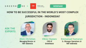 Greenhouse_TMF_Webinar How to be successful in the world most difficult jurisdiction